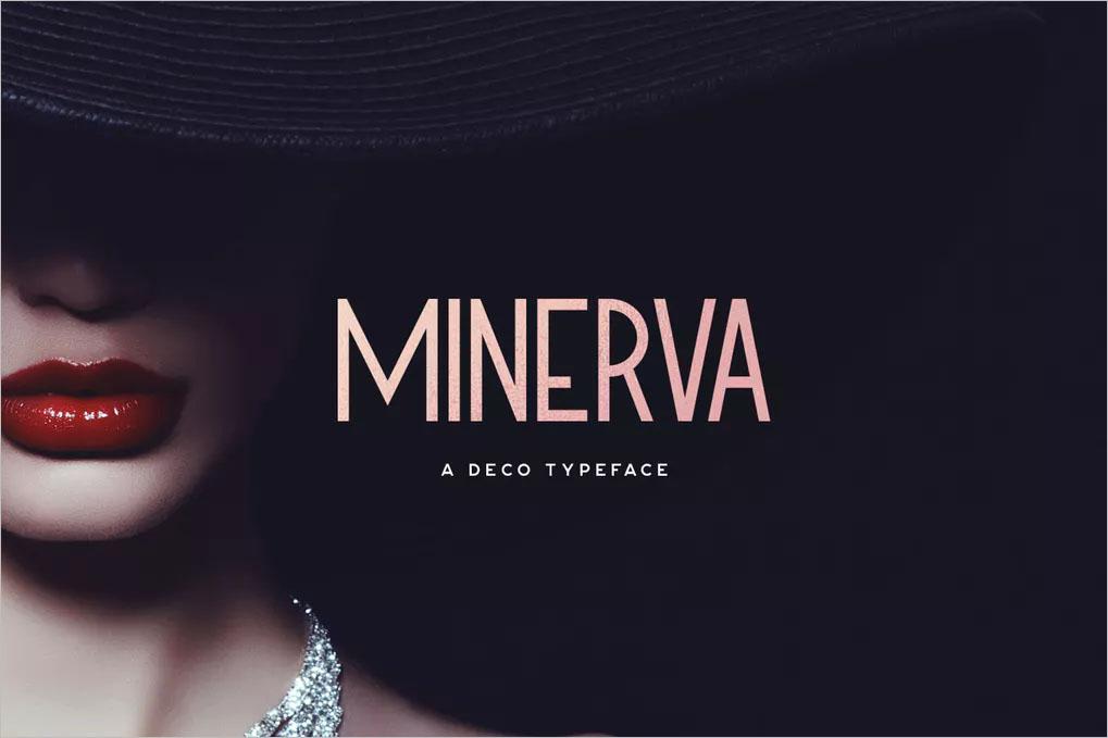 Minerva Typeface