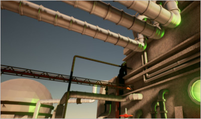 Pipes and Ventilations - 3D