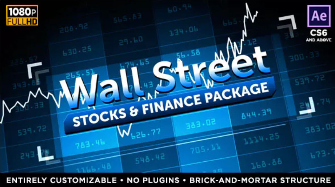 Stock Market and Finance Package