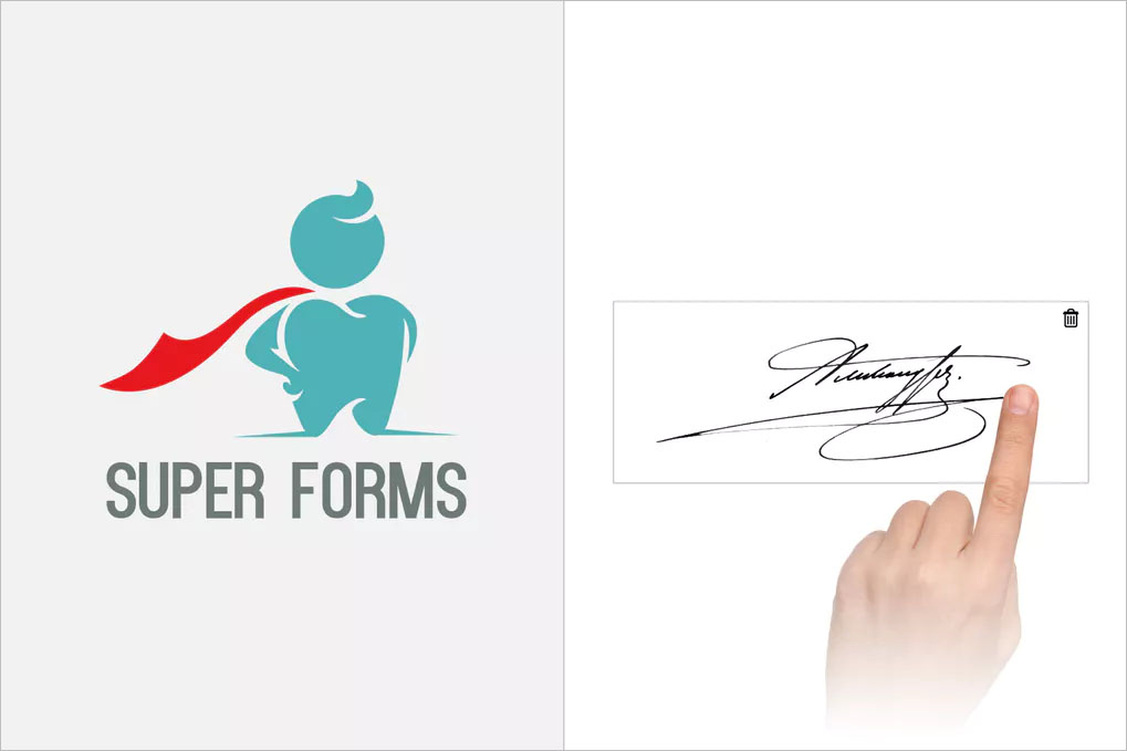 Super Forms - Signature