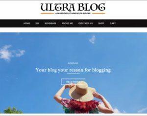 Ultra Lite Blog