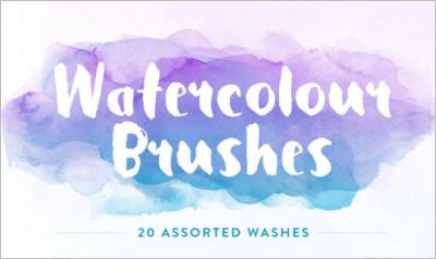 Watercolor - Brushes