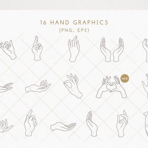 hands-graphics
