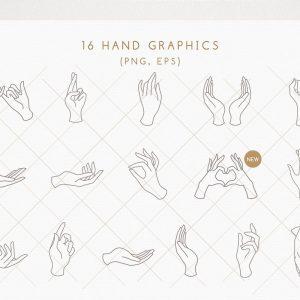 hands-graphics