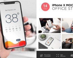 iPhone X Mock-Up