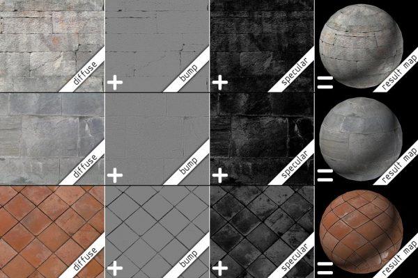 Stone Seamless HD Textures
