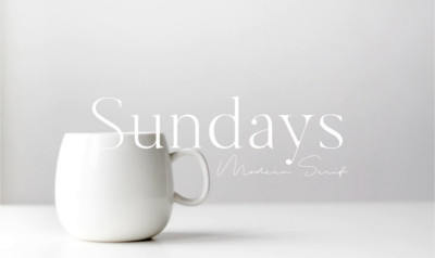 sundays-serif-font