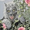 werewolf and roses images