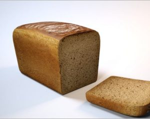 3D Model of Bread