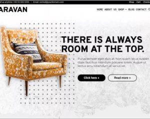 Aravan WordPress Theme