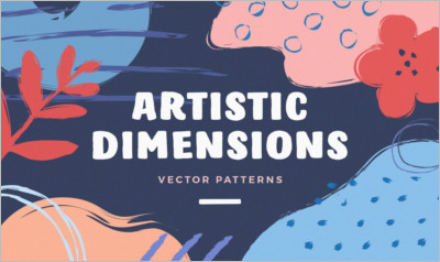Artistic Dimension Abstract Patterns - Free Download