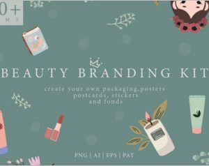 Beauty Branding Kit