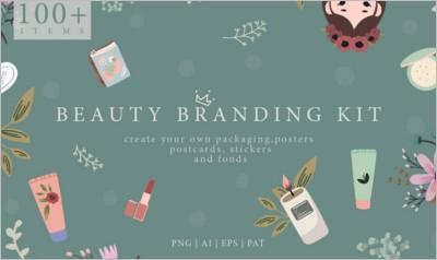 Beauty Branding Kit - Free Goods
