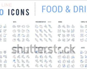 Big Collection Linear Icons Set