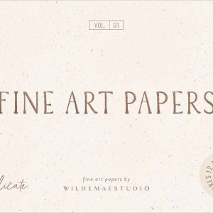 Fine Art Papers Vo