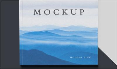 Magazine Mockup - Templates