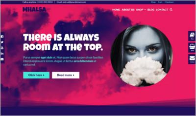 Mhalsa WordPress Theme - Free Download