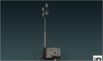 Mobile Lighting Tower