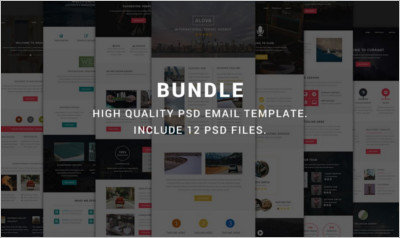 Modern Bundle Email