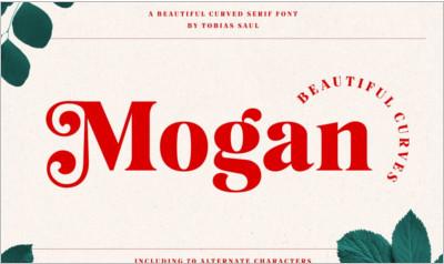 Mogan Font