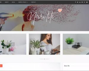Neira lite WordPress Theme