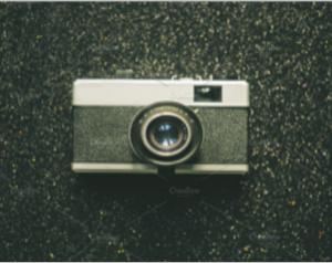 Old, Retro, Analog Camera