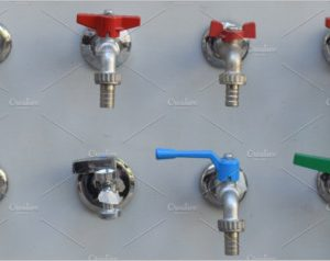 Outdoor Water Faucets
