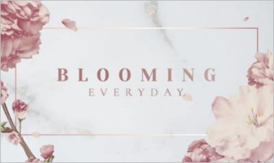 Pink floral banner Vector - Free Download