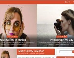 Pose WordPress Theme