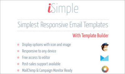 Simple Responsive Email Template