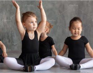 Small ballerina