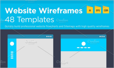 Website Wire Frames
