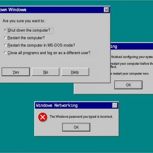 Windows 95 UI Kit