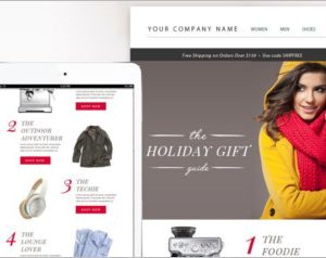 eCommerce Email Template PSD