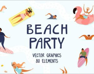 Beach Party Summer