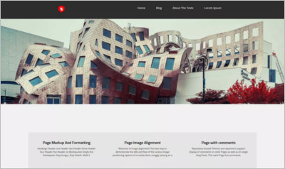 Business Magna WordPress Theme - Free Download
