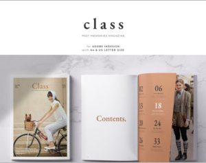 CLASS Past Memories Magazine