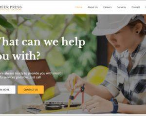Careerpress WordPress Theme