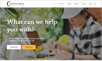Careerpress WordPress Theme - Free Download