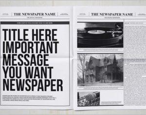 Classy Newspaper