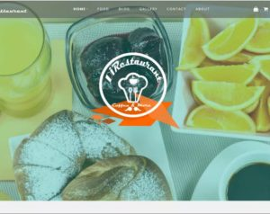 Di Restaurant WordPress Theme