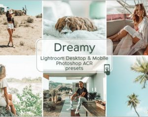 Dreamy Lightroom Preset