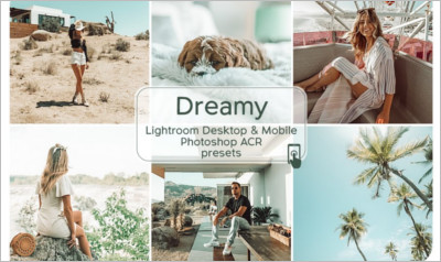 Dreamy Lightroom Preset