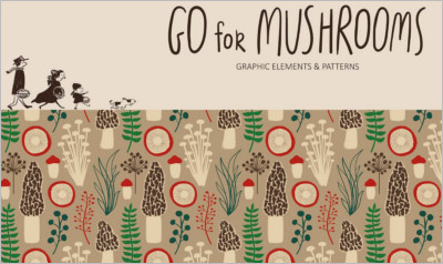 Go for Mushrooms - Free Download