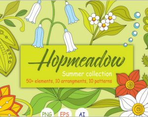 Hopmeadow Summer collection
