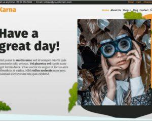 Karna WordPress Theme