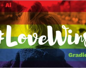Love Wins Gradients