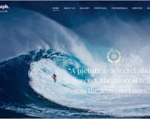 Lyrical WordPress Theme