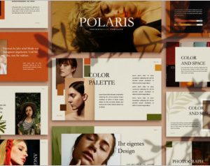 POLARIS Powerpoint Template