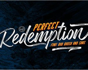 Perfect Redemption Font